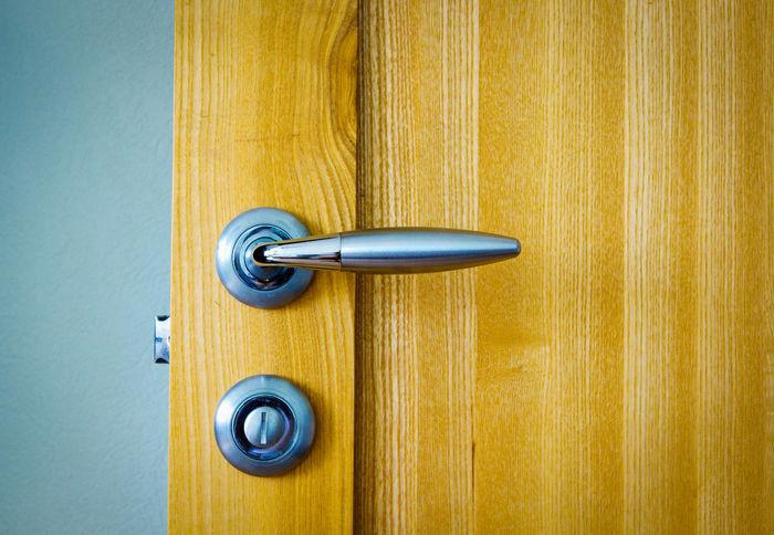 Doors Locked Locks New Close Door Close-up Closed Design Door Door Handle Door Handles Doorknob Hand Hinge Indoors  Interior Interior Design Knob Lock Metal No People Open Wood - Material Wooden Door Yellow