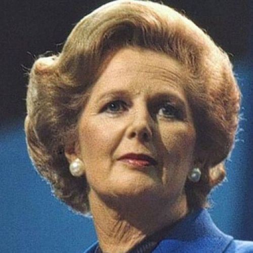 THIS DAY IN HISTORY 1925. Margaret Thatcher, née Roberts, was born. Margaret Thatcher MargaretThatcher Iron lady ironlady ladythatcher baronessthatcher