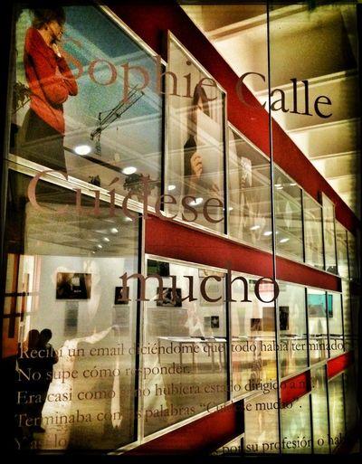 Sophie Calle Museo Rufino Tamayo Bruno Bresani