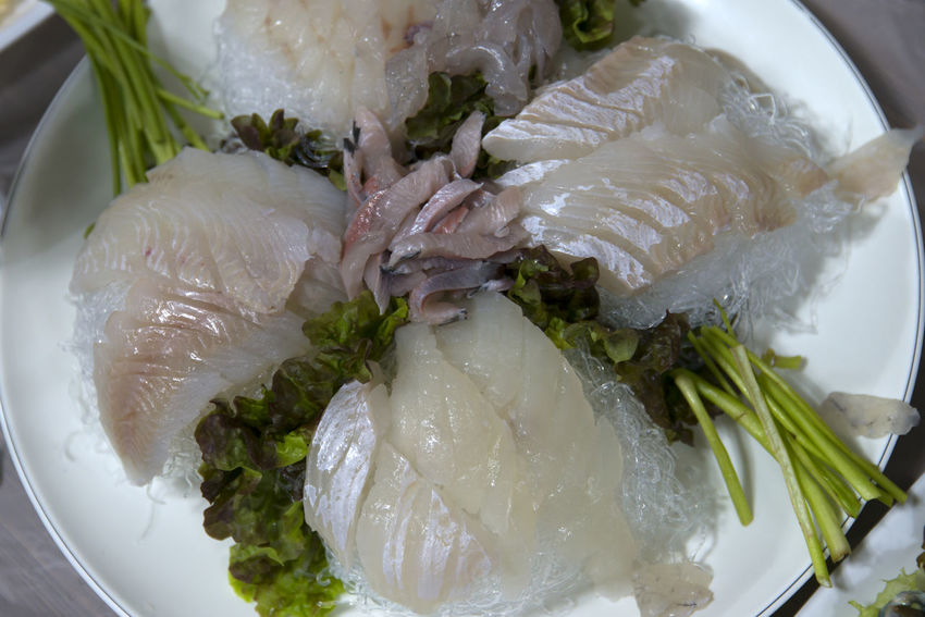 raw seafood including sashimi Freshness South Korea Water Dropwort Animal Asian Food Close-up Fish Flatfish Flatfish Sashimi Food Food And Drink Fresh Food Freshness Healthy Healthy Eating Healthy Food High Angle View Indoors  Japanese Food No People Plate Raw Food Ready-to-eat Sashimi  Sashimi  Seafood Serving Size Still Life Vertebrate Water Celery Water Parsley Wellbeing White Color