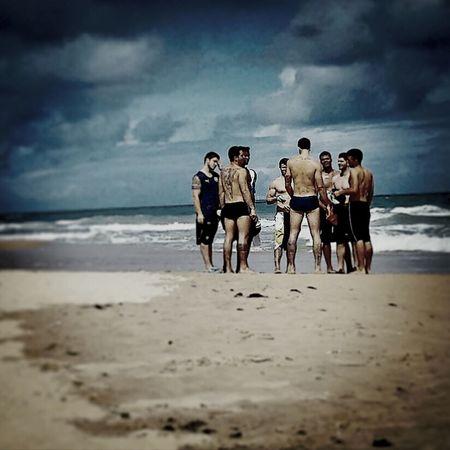 Fitness Boys Boys Boys Hello World Brasil Beach