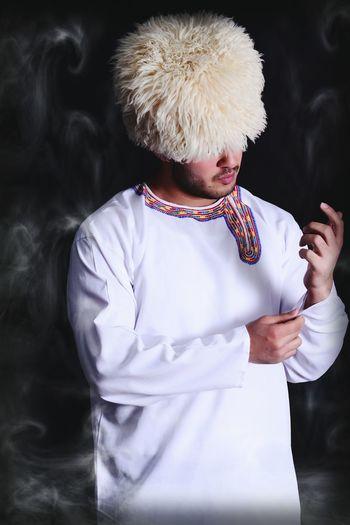 Meeenhan Turkmen Turkmenistan Turkmendress Traditional Model Modelphotography Handsome National Dress People Fashion Model