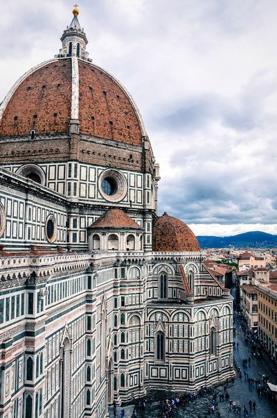 Travel Destinations Architecture Dome City Built_Structure Tourism Sky Cloud - Sky Nikonphotography All_shots Swag Tweegram EyeEm Best Shots Loves_team_members EyeEm Team IGDaily Florence, Italy Amazing AngleView Cultures Church Italy🇮🇹 Love Landscape People Fresh On Market 2017 Market Bestsellers 2017