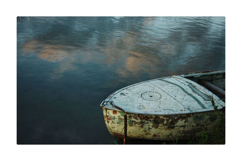 #boat #Lake #water #Georgia #kutasi #sky Technology Close-up