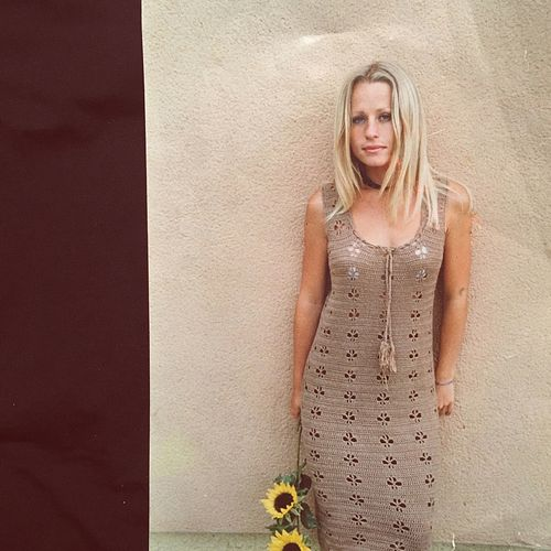 'Neutral' -by Brodie-Mae Le-Bonn Lifestyles Wall - Building Feature Leisure Activity Casual Clothing Person Young Women Front View Young Adult Looking At Camera Fashionable Pamela Anderson Model Vintage Foreign India Switzerland Blonde Beautiful Beauty Spirituality