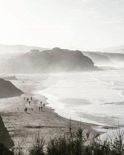 Nature Agua Sea Mar Rocas Beach Playa People Gente Arena