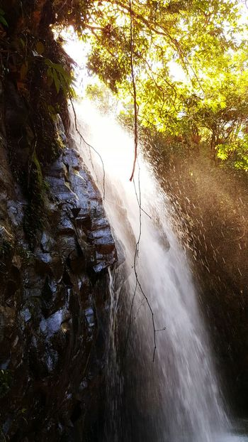 Water Waterfall 43 Golden Moments Fnq North Queensland Australia