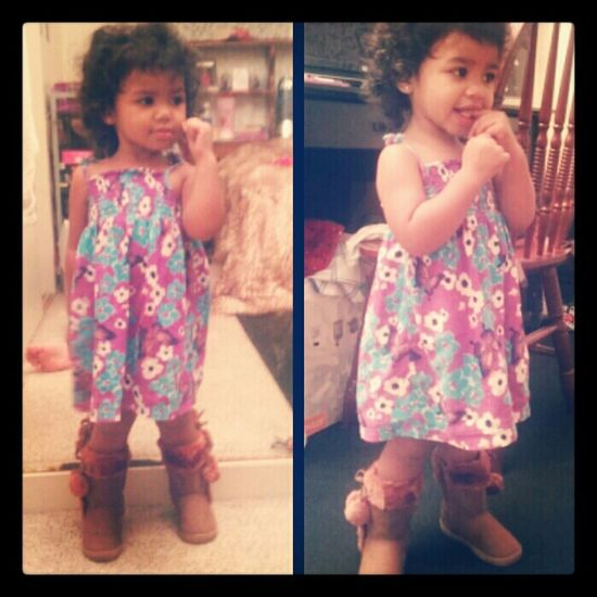 - My Little Sassy Girl Anaiya Hi'ilani♥