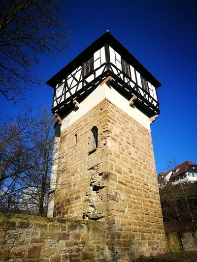 Faust Turm Kloster Maulbronn Maulbronn Kloster EyeEmNewHere EyeEm Best Shots Eye4photography  Good Evening Clock Clock Face Clear Sky Tree Lookout Tower History Sky Architecture Building Exterior