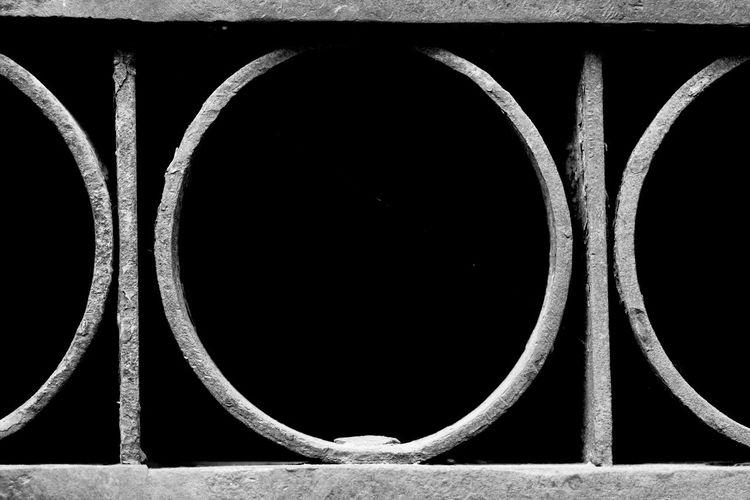 Circle Detail Forge  Ironwork  Metal Metallic Texture Textures And Surfaces