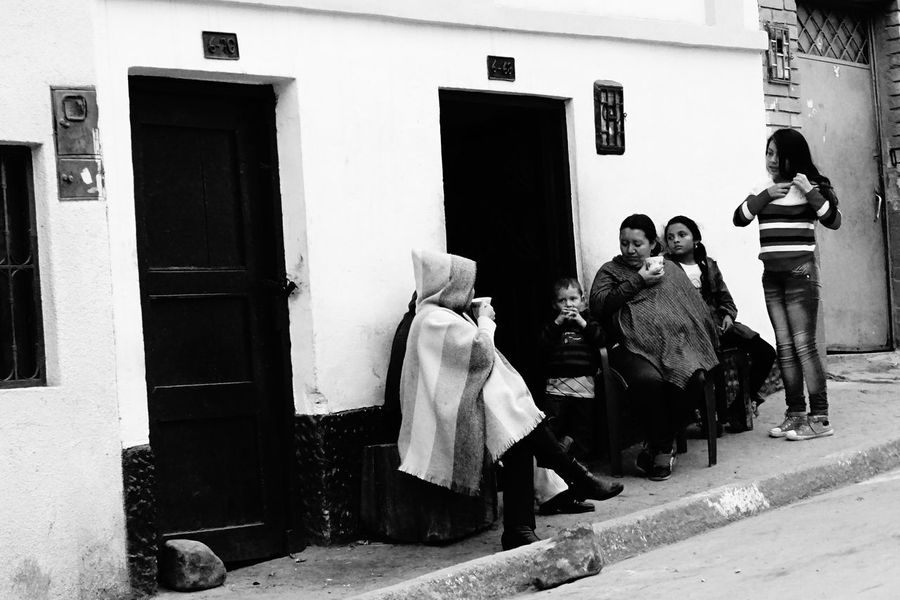 Everyday Joy una tarde de vecinos en Umbita, Boyaca, Colombia