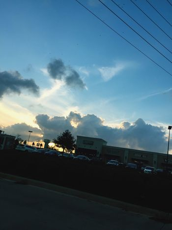 The clouds were looking amazing yesterday! Houston Clouds And Sky Pearland Photography First Eyeem Photo First Eyeem Photo