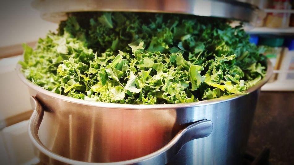 Dutch Food Boerenkool Kale Eyeemphoto