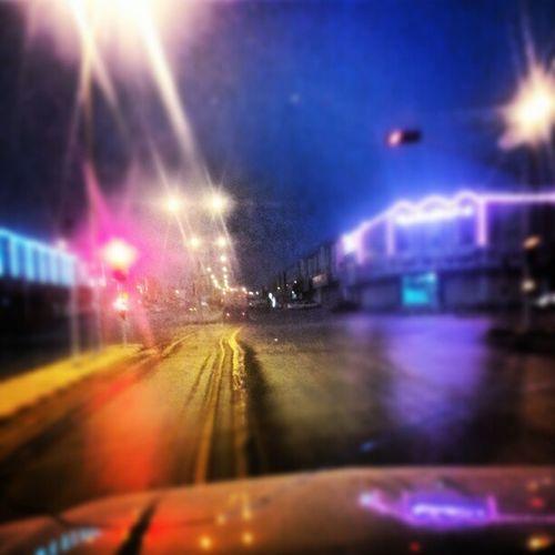 سيارة التنظيف الكبيرة الفجر ظلام على الشارع غبار ماء الرياض Car cleaning large-dawn darkness on the street dust water Galaxy flickr facebook twittr x3abrr riyadh