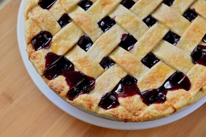 Blueberry Pie Desserts Sweets Live To Eat Make It Yourself Pie
