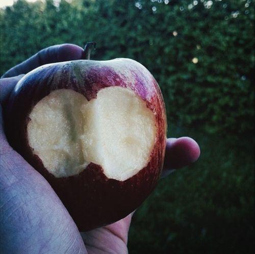 eat an apple Enjoying Life First Eyeem Photo