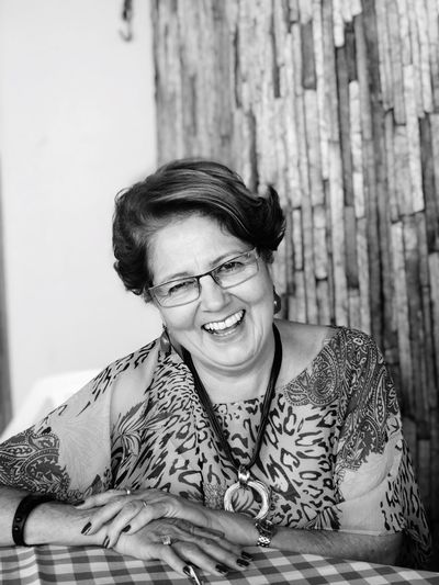 Family Blackandwhite Photography Today's Hot Look Black And White Photography Black & White Black And White Blackandwhite Smiling Portrait Real People Headshot Happiness Looking At Camera Glasses Adult Front View Emotion Hairstyle