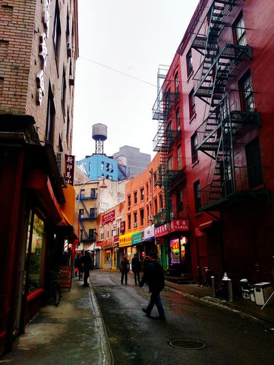 Chinatown New York City China Manhattan NY NYC Urban Cities The Human Condition Cool