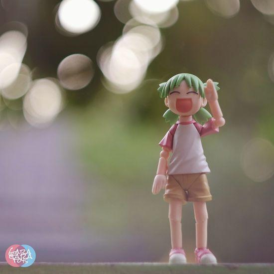Yoosshhh, hello EyeEm 🙋 Garagaratoys Toyphotography Toysphotography Yotsuba First Eyeem Photo Toys Action Figures Revoltech ToygraphyID Btstp_id