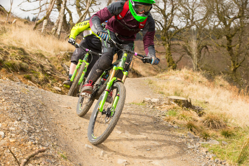MTB Trek Remedy Bikepark Wales