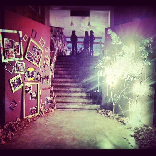 Entrance to afda fim festAFDA Afdafilmfestival Studentfilm