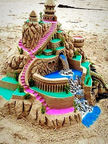 Dream palace of ocean sand prince of persia First Eyeem Photo