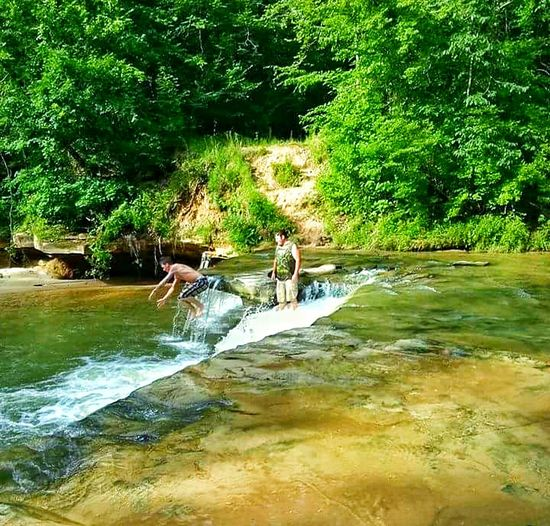 Photography In Motion Man Diving Into Water Waterfall Waterscape People Watching People Of EyeEm Outdoor Activities Rocky Falls Playing In The Water Tree-lined Creek Summer Fun People Swimming The Essence Of Summer Rocky Falls,crystal Springs Ms.usa Turkey Creek,crystal Springs, Ms.usa Swimming Diving Water Activities Need For Speed Hidden Gems  Crystal Springs, MS. USA Home Is Where The Art Is People And Places Snap A Stranger
