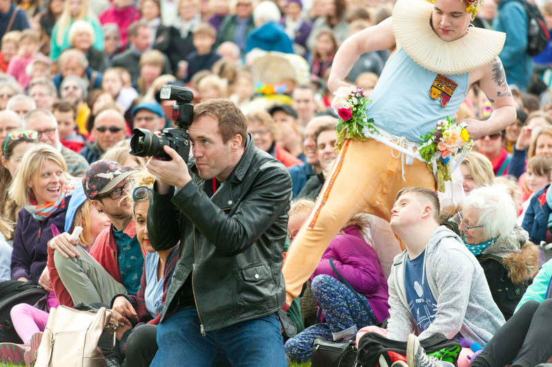 400th Birthday 2016 Acrobatic Theatre Mimbre Outdoors Performance Shakespeare's Stratford On Avon