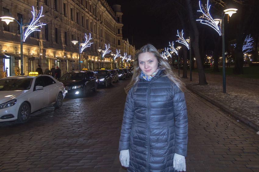 Casual Clothing Cities At Night Cities By Night Cities Of Europe Cities Worldwide City Front View Helsinki By Night Illuminated Leisure Activity Lifestyles Model Night Night Lights Nightphotography Outdoors Portrait Russian Russian Girl Street Photography Streetphotography Woman Portrait Woman Portraiture Woman Power Woman Who Inspire You