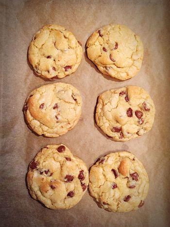 Cookie Chocolate Chip Indulgence Chocolate Chip Cookie Homemade