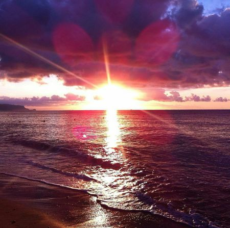 Sunrise 🌞🌅🌊
