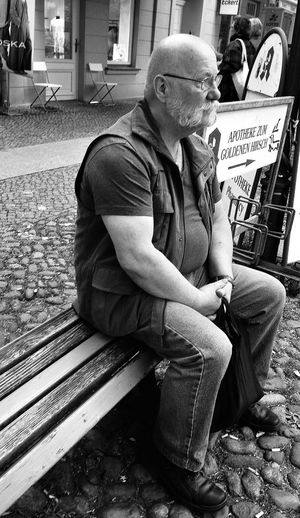 Streetphotography Street Portrait Streetphoto_bw