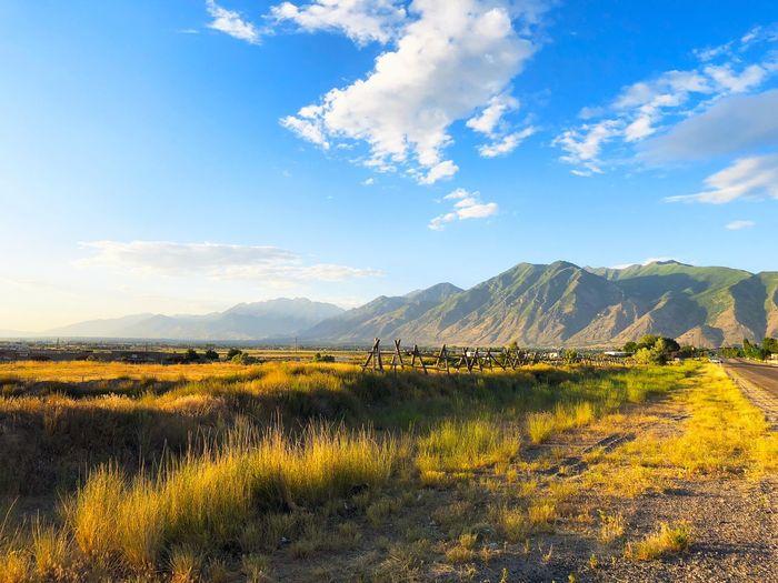 Utah Sky Beauty