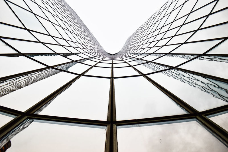 l i n e s Outdoors La Défense Architecture Architectural Column Architecture_collection Architectural Feature Architectural Detail Architecturelovers Lines Lines And Shapes Reflection Reflecting Man Made Object Man Made Structure Building Exterior Building Low Angle View Built Structure Sky No People Pattern Directly Below Geometric Shape Modern Tall - High Shape Clear Sky Design Ceiling Glass - Material Day Nature Office Building Exterior Skylight Skyscraper Architecture And Art Look Up Textured  Gray Gray Background Mood Perspective Perspectives My Best Photo The Architect - 2019 EyeEm Awards