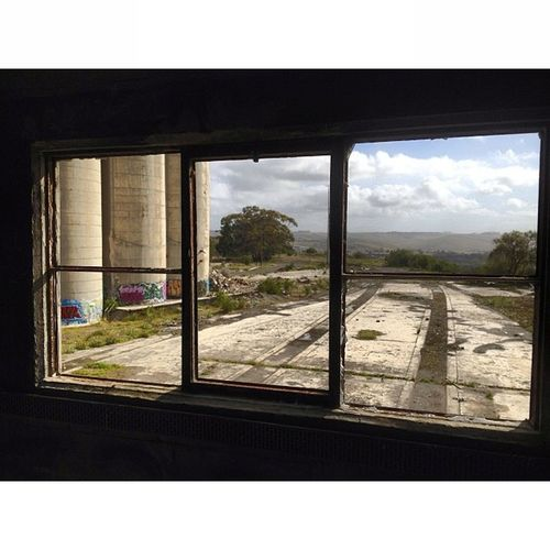 Adventuring cement works with @mfreeman15 and @joshpenny43 Cementworks Climbing Fuck Thisisfucked funtimes dprox