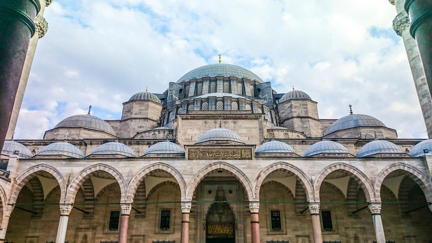 Mosque Istanbul Islam Religious  Amazing Place Turkey Popular Photos Nice Shot Monuments Architecture