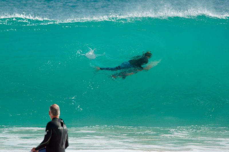 Surfin AU Swimming Surfing Taking Photos