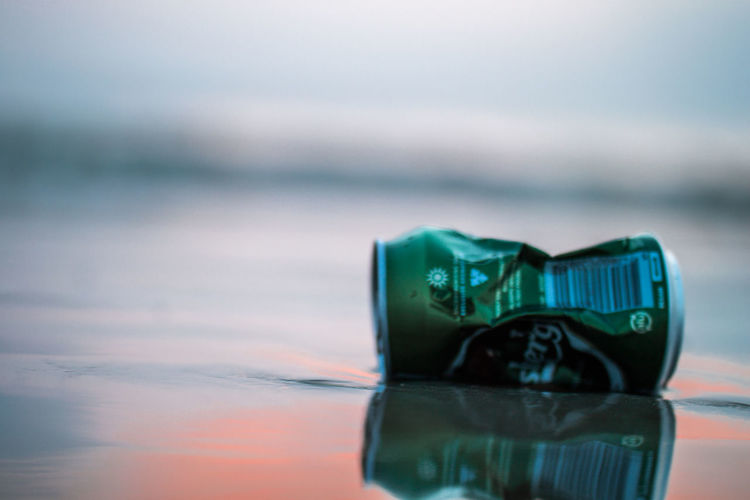 Autumn Mood Reflection Water No People Close-up Focus On Foreground Selective Focus Nature Day Finance Table Wealth Waterfront Sea Still Life Outdoors Blue Single Object Sky Personal Accessory Human In Nature Garbage Beach Sad Sankt Peter-Ording