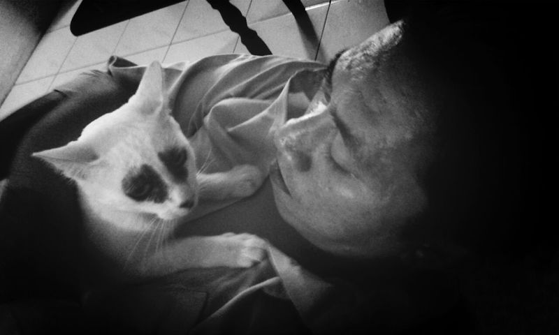 Wasting Time With Cat My Love❤