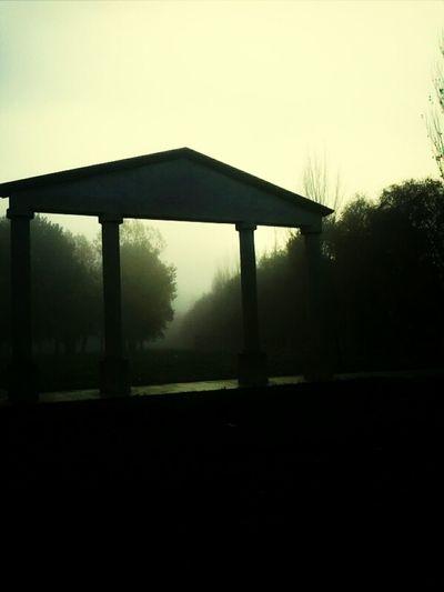Photo Foggy Morning SPAIN Galicia Xinzo De Limia