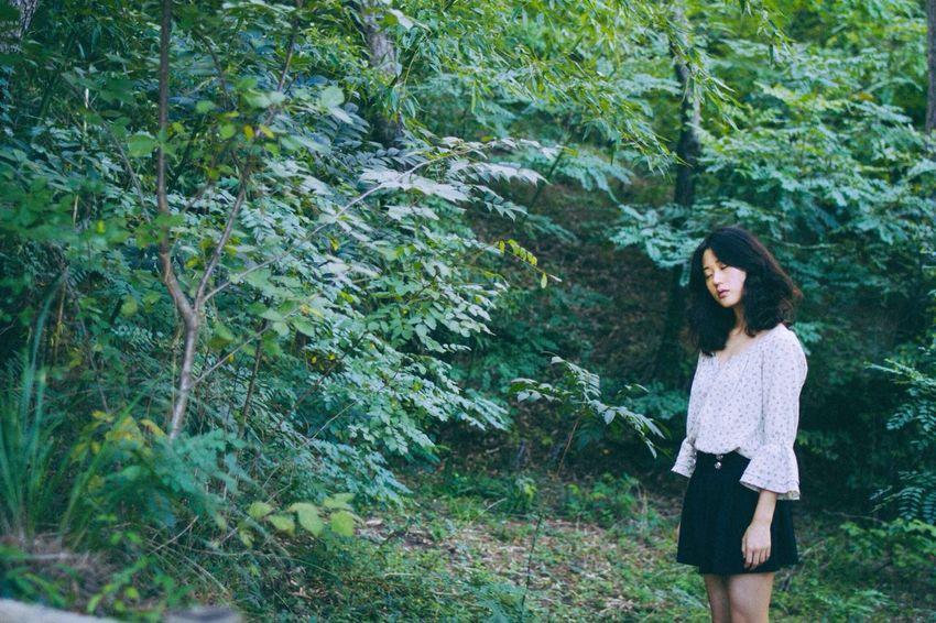 셀카놀이. ME EyeEm Nature Lover Self Portrait Notes From The Underground Silhouette
