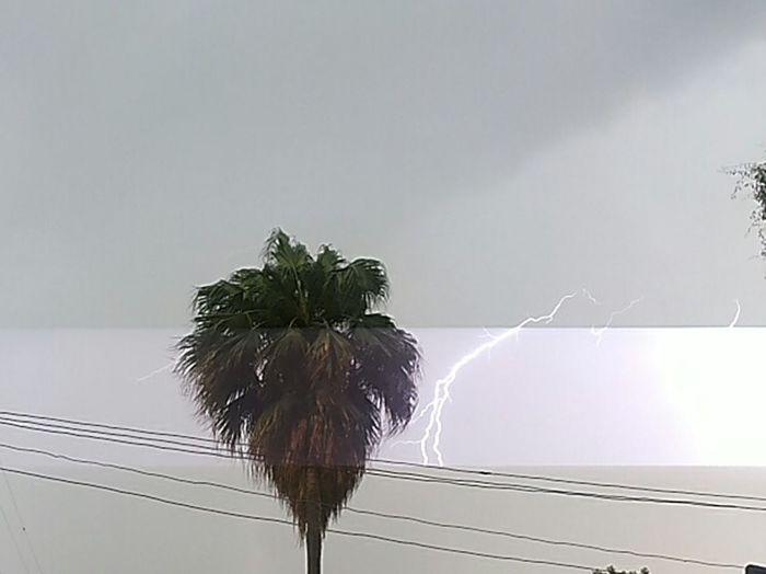 Storm Rain raios Sky Tempestade
