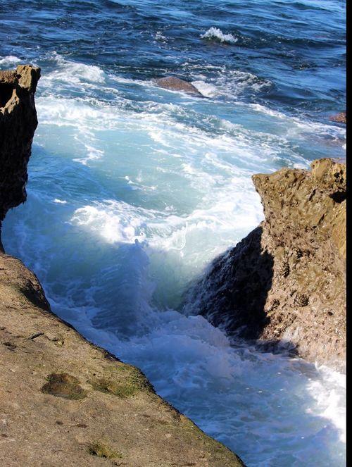 Check This Out Churning Ocea Churning Ocean Water Ocean Water Ocean Water Foam Ocean Waves Hits The Rock Raging Ocean Rushing Ocean Wate
