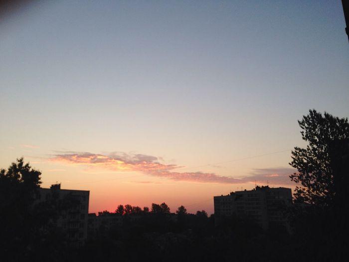 Самое любимое для меня это восходы солнца восход First Eyeem Photo