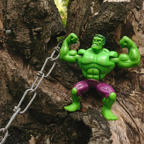 The mighty Hulk • Sony Xperia Xz Takenwithxperia Shotbyxperia Itsme_itsXperia Mobilephotography Manual Outdoor Still Life Close Up Clouse-up Green Toy Photography