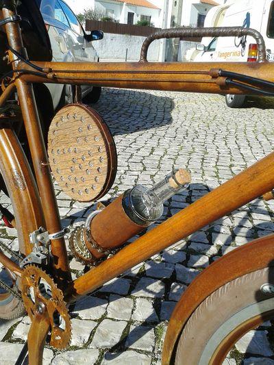 My New Bicycle Rust Cityrider