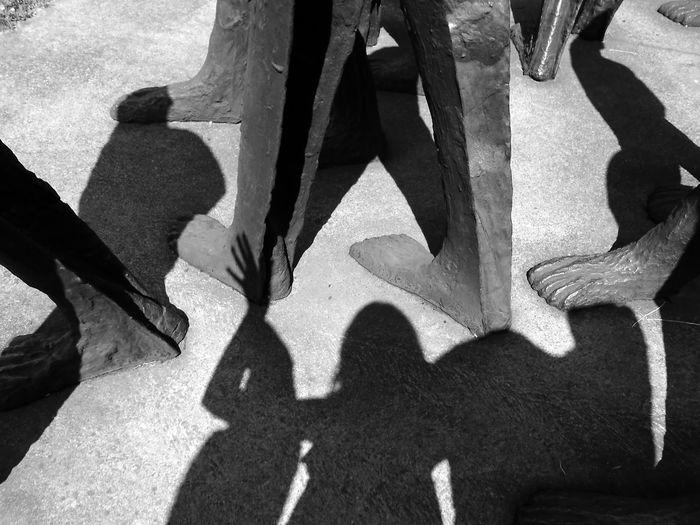 Shadows in the Sun Black And White,photography,art,since,design,still Life,holiday,city,townscape, Cast,metal,standing,person,human Foot,outdoor,street,child,children Hodden,war In Poland,pozanan City, Modern City,friendship,colour, Shadows,friend, Statue,Poland,Poznan,architecture,war,peace,life Death, Sunlight.daylight,dark,shadows,leg,walk,silence,creativity,modern Art,modern Sculpture,sculpture,