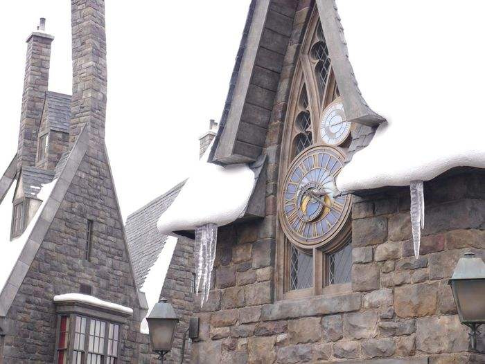 USJ In Osaka Harry Potter
