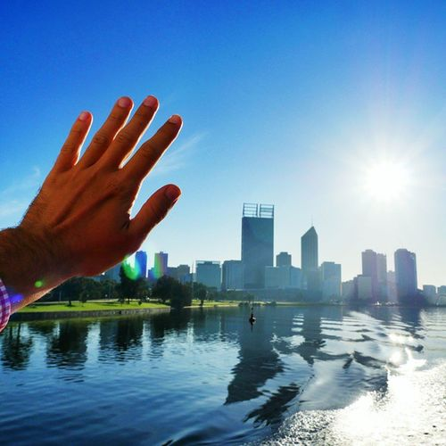 Goodbye Perthcity and lets have a New Adventure ! 👉So where to fly now guys????👈 🏄😍🌊💜💓 skyscraper sun leaving sea boat sky traveling hand say instagood picoftheday warrenjc thebestshooter theglobewanderer photooftheday lifeisride lifeisridenow