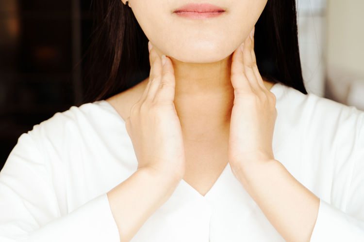 neck shoulder